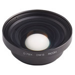 Ricoh - DW-6 0.79x Wide Conversion Lens