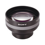 Sony - VCL-HG1737C High-Grade 37mm 1.7x Telephoto Lens