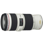 CANON - EF 70-200mm f/4L USM Telephoto Zoom Lens