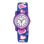 CITIZEN Q&Q - Hello Kitty Watch - VQ63-034 (Blue)