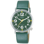 Citizen Q&Q - Universal Design Ultra Light Watch W676-335 (Green)