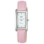 Citizen Q&Q - Pastel Color Square Fashion Watch 6509-321 (Pink)