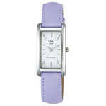 Citizen Q&Q - Pastel Color Square Fashion Watch 6509-331 (Purple)