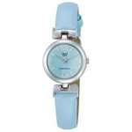 Citizen Q&Q - Pastel Color Ladies' Fashion Watch 6481-305 (Blue)