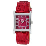 Citizen Q&Q - Artificial Crocodile Ladies' Fashion Watch 7037-305