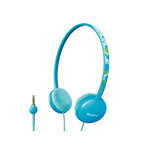 Sony MDR-370LP Overhead Band Stereo Headphones (Blue)