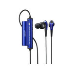 Sony MDR-NC33 Noise Canceling Earbuds (Violet)
