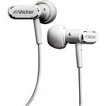 JVC HP-FXC50-W High quality in-ear canalphones (White)