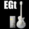 HANDSON Electric Guitar L Paper Craft Kit (PePaKuRa)