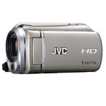 JVC Full HD Camcorder Everio GZ-HD620 (Silver)