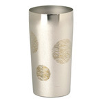 Titanium Double-Wall Tumbler - PREMIUM  (Waves)