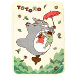 My Neighbor Totoro - Half Blanket  (Walk in the Sky)