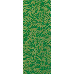 Bamboo - Tenugui (Japanese Multipurpose Hand Towel) - Deep Green