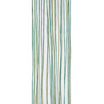 Wild Stripes - Tenugui (Japanese Multipurpose Hand Towel) - Green