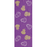Pumpkin - Mini Tenugui (Japanese Multipurpose Hand Towel)