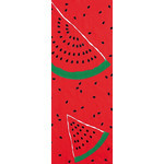 Water Melon - Mini Tenugui (Japanese Multipurpose Hand Towel)