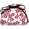Morning Glory Kinchaku (Drawstring Bag)
