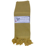 All Season Binchotan Scarf  - Mustard