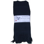 All Season Binchotan Scarf  - Black