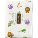 Kaya (Net Fabric) Towel  - Vegetables