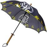 Samurai Warrior  Naoe Kanetsugu Umbrella