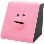 BANPRESTO Creepy Face Bank (Pink)
