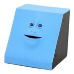 BANPRESTO Creepy Face Bank (Mint Blue)