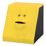 BANPRESTO Creepy Face Bank (Yellow)
