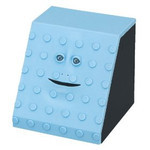 BANPRESTO 凸凹WORKS Extra Creepy Face Bank (Dot)