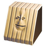 BANPRESTO 凸凹WORKS Extra Creepy Face Bank (Stripes)