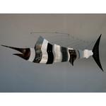 MOBIO Swordfish Hanging Mobile (Black/Gray)