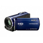 Sony HDR-CX150E(JE) High Definition Internal Memory Camcorder (Blue)
