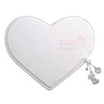 ELECOM Hello Kitty Mouse Pad (White)