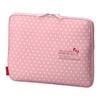 ELECOM Hello Kitty Laptop Inner Bag (Polka Dot)