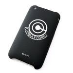 iPhone 3G/3GS Shell Jacket Dragonball Z Kai Capsule Corp