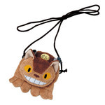 Neko-bus(Cat bus) Zipper Coin Purse