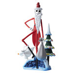 Sci-Fi REVOLTECH - No.017 JACK SKELLINGTON (Santa Version)