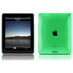 TUNEWEAR TUNESHELL iPad Shell Case (Green)
