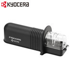 Kyocera - Kitchen Knife Roll Sharpener (Black)