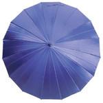 mabu - Ultralight 16 Rib Umbrella Irodori (Dark Sapphire)