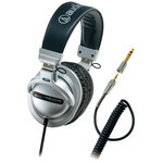 Audio-Technica - ATH-PRO5MK2 DJ Monitors (Silver)