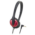 Audio-Technica - ATH-ES33 EARSUIT Headphones (RD)