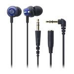 Audio-Technica - ATH-CKM33 Earbuds (BL)