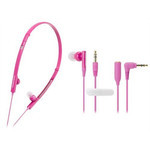 Audio-Technica - ATH-CKP330 Ladies 2-Way Sports Earbuds (PK)