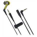 Audio-Technica - ATH-CKP300 Sport Earbuds (YL)