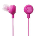 ELECOM Canal-Type Earphones EHP-IN10PND (Deep Pink)