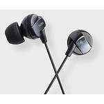 ELECOM Canal-Type Earphones EHP-IN20BK (Black)