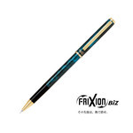 Pilot - FriXion Biz Ball Point Erasable Gel Ink Pen  (Blue with Black Ink)