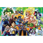 Dragonball Z - Battle on Namek 1000 Piece Jigsaw Puzzle