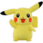 Pokemon - Pikachu Plush